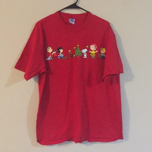 peanuts christmas shirt - Peanuts Christmas Shirt